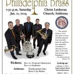 PhilBrass poster